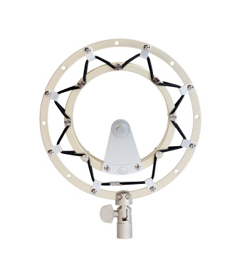 Blue Microphones RADIUS II Microphone Shock Mount for Yeti/Yeti Pro with Improved Hinge Design