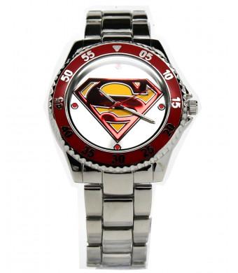 Superman Man of Steel Watch (SUP8003)
