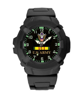 Aqua Force Army Combat Watch with 47mm Face