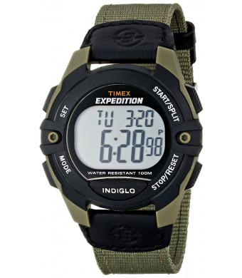 Timex Men's T499939J Expedition Digital Display Quartz Green Watch