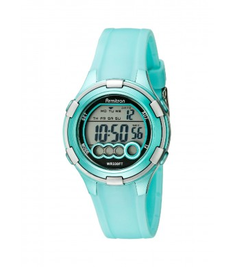 Armitron Womens Color Band Digital Sport Watch