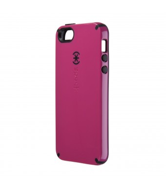 Speck Products CandyShell Case for iPhone 5/5s - Raspberry Pink/Black