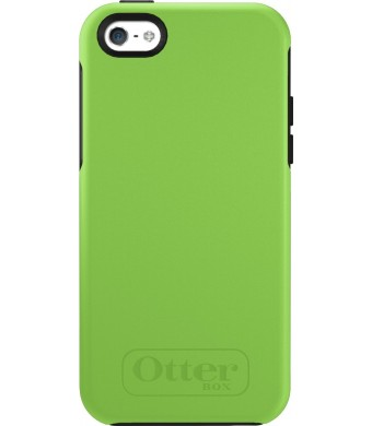 Otterbox Symmetry Series Case for Apple iPhone 5c - Retail Packaging - Apple Green