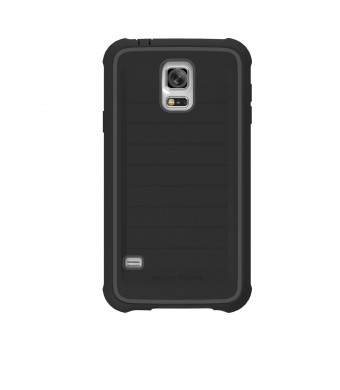 Body Glove ShockSuit Phone Case for Samsung Galaxy S5 - Retail Packaging - Black
