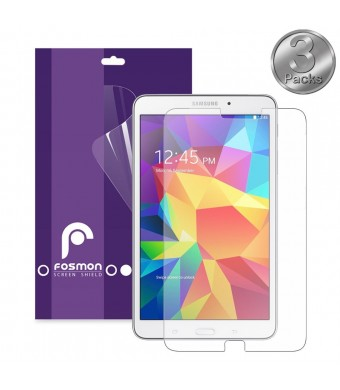 Galaxy Tab 4 7.0 Inch Screen Protector, Fosmon Anti-Glare (Matte) Screen Protector Shield for the Samsung Galaxy Tab 4 7.0 inch Tablet - 3 Pack