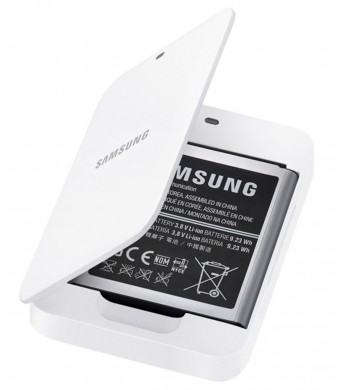 Samsung Extra Battery Kit For Galaxy S5 K Zoom (white) EB-KC115