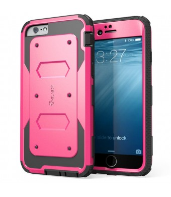 iPhone 6 Case, **Super Heavy Duty** i-Blason Apple iPhone 6 Case 4.7 inch [Slim Fit] Armorbox Series (Dual Layer) Hybrid [Full-body Protective] Case