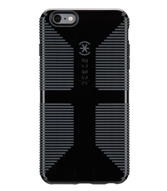 Speck Products CandyShell Grip Case for iPhone 6 Plus - Black/Slate Grey