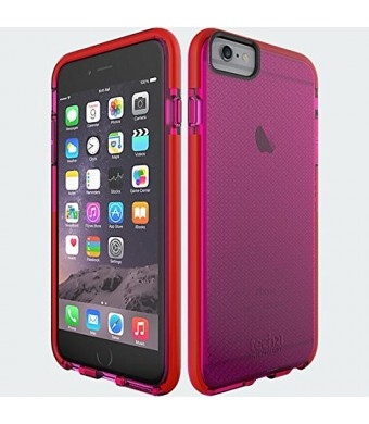 """Tech 21 Tech21 Impactology Classic Check for iPhone 6 Plus 5.5""""  - Pink"""