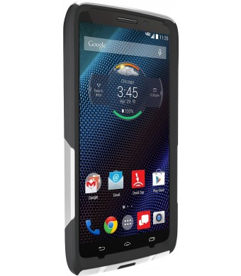 Otterbox Droid Turbo Commuter Series Case - Retail Packaging - Ash