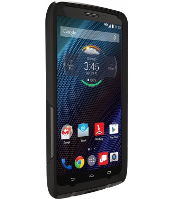 Otterbox Otterbox 77-50169 Droid™ Turbo By Motorola(r) Commuter Series(r) Case (black) - Carrying Case - Retail Packaging - Black