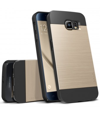Galaxy S6 Case, Obliq [Slim Meta] Ultra Slim Fit [All Around Protection] Samsung Galaxy S6 Cases [Gold Platinum]