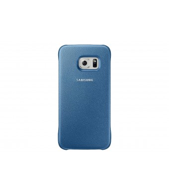 Samsung Protective Cover for Samsung Galaxy S6 - Blue
