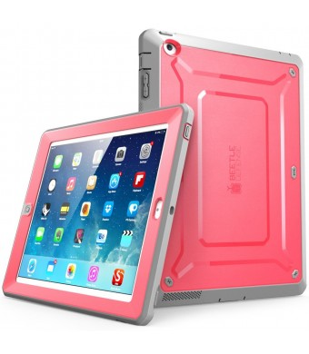iPad Case, SUPCASE [Heavy Duty] Apple iPad Case [Unicorn Beetle PRO Series] Full-body Rugged Hybrid Protective Case Cover with Built-in Screen Protec