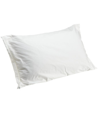 Allersoft 100-Percent Cotton Dust Mite and Allergy Control King Pillow Encasement