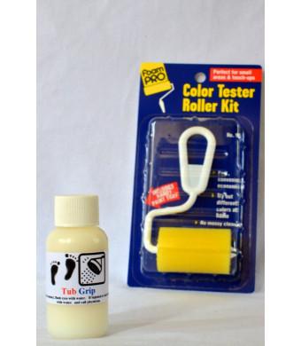 Tub Grip Clear anti-slip bathtub coating