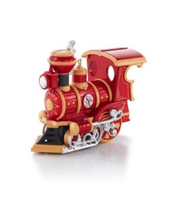 Santa Certified #1 Series 2013 Hallmark Ornament