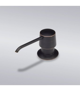 Decor Star SD-002-TO Kitchen Bathroom Sink Soap or Lotion Pump Dispenser Oil Rubbed Bronze