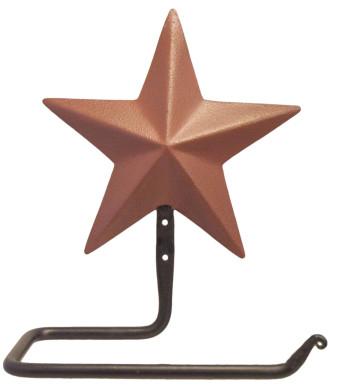 Barn Star Toilet Paper Holder