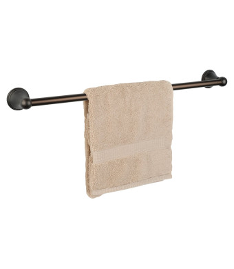 "Dynasty Hardware 9318-ORB Bay Hill 18""  Single Towel Bar Oil Rubbed Bronze"