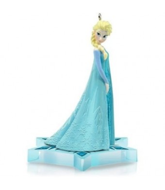 Disney Frozen Queen Elsa 2014 Hallmark Ornament
