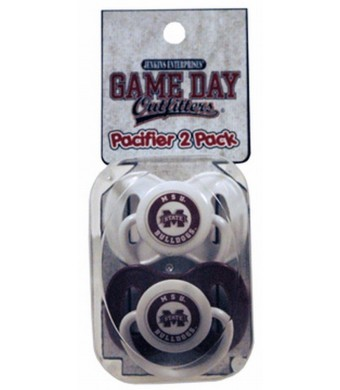 NCAA Mississippi State Bulldogs Infant Pacifier