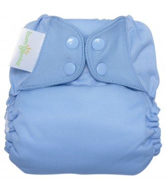 BumGenius Freetime All in One Cloth Diaper - Snap - Twilight - One Size