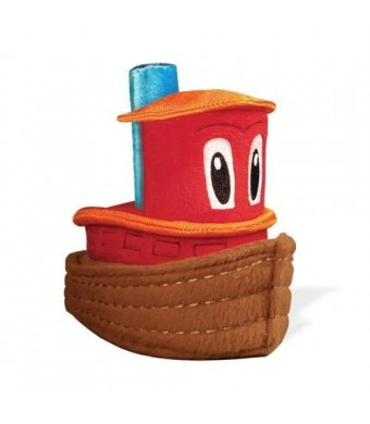 Scuffy the Tugboat Soft Toy