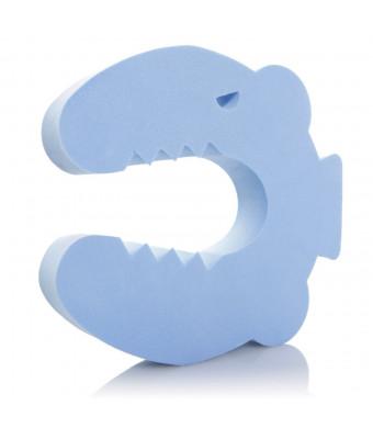 Dreambaby Foam Finger Guard Door Stopper, Shark
