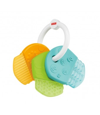 Fisher-Price My First Teether Keys
