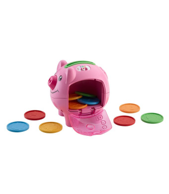 Fisher-Price Laugh and Learn Smart Stages Piggy Bank