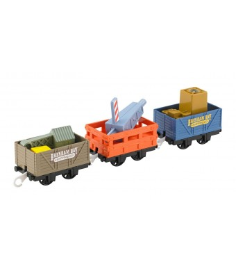 Fisher-Price Thomas the Train TrackMaster Dockside Delivery Crane