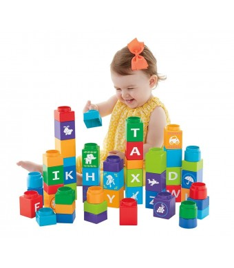 Fisher-Price Shakira First Steps Collection Stack'n Learn Alphabet Blocks