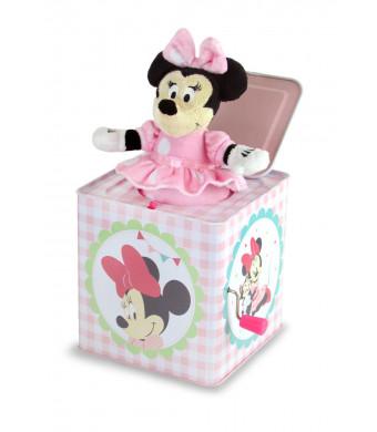 Kids Preferred Minnie Jack-in-the-Box Instrument