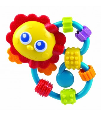 Playgro Curly Critter, Lion