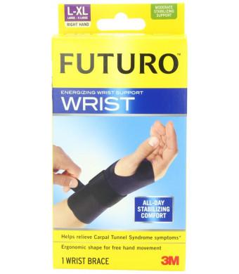 Futuro Energizing Wrist Support Right Hand, Large/Extra-Large