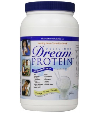 Ceautamed Worldwide - Dream Protein Creamy French Vanilla 720 gms