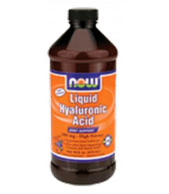 Liquid Hyaluronic Acid Joint Support Now Foods 16 Oz Liquid