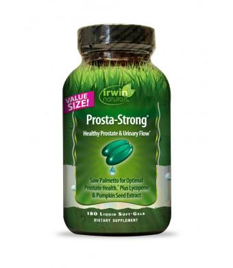 Irwin Naturals Prosta Strong Economy Diet Supplement, 180 Count