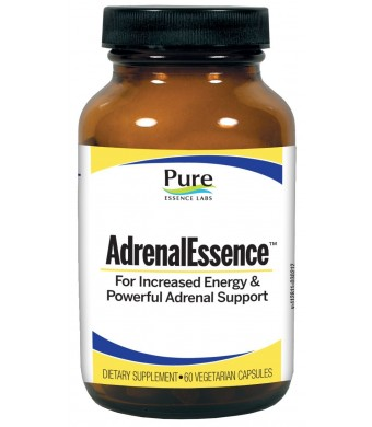 Pure Essence Labs Multi-Vitamin, Adrenal Essence, 60 Count