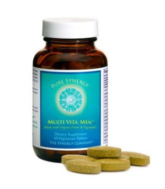 Organic Multi Vitamin 60 Tablets