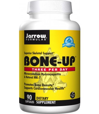 Jarrow Formulas Bone-Up - Three Per Day, 90 Count