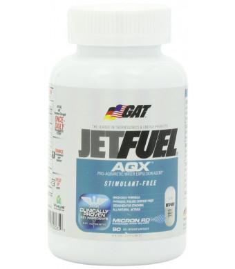 Gat Jet Fuel AQX Capsules, 90 Count