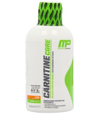 Muscle Pharm Carnitine Core Liquid Diet Supplement, Citrus, 16 Fluid Ounce