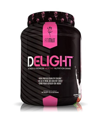 Fitmiss Delight Healhty Nutrition Shake, Chocolate, 1.2 lbs.