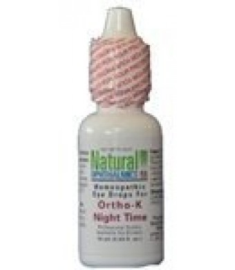 Natural Ophthalmics - Ortho-K Thick (Night) Time 10ml