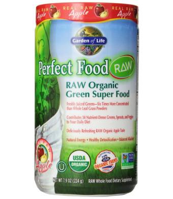 Garden of Life Perfect Food RAW - Real Raw Organic Apple Powder 224g