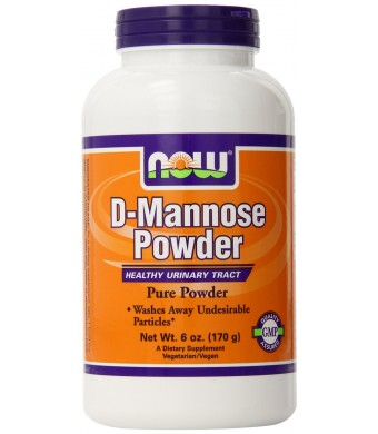 Now Foods D-mannose Powder, 6 Ounce