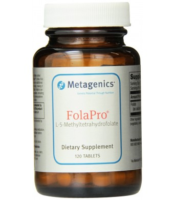 Metagenics Folapro 120 Tablets, 120 Count