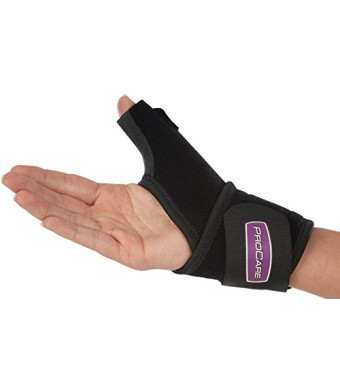 ProCare Universal Thumb-O-Prene Support Brace, Bilateral Fit